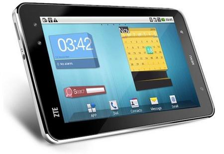 ZTE Light 3G Android Tablet